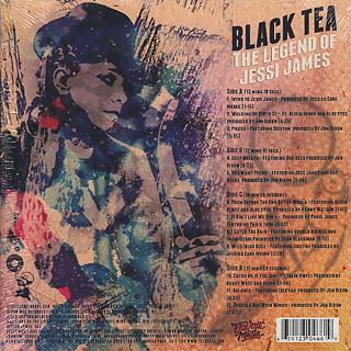 Jessica Care Moore / Black Tea back