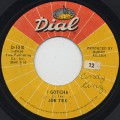 Joe Tex / I Gotcha c/w A Mother's Prayer