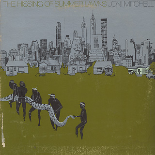 Joni Mitchell / The Hissing Of Summer Lawns