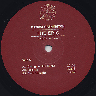 Kamasi Washington / The Epic (3LP) label