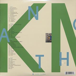 Knxwledge / Anthology (2LP) back