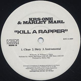 Krs-One & Marley Marl / Hip Hop Lives back