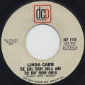 Linda Carr / Baby, Are You Puttin' Me On-1