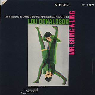 Lou Donaldson / Mr. Shing-A-Ling front