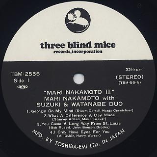 Miyamoto Naosuke Sextet / Step label