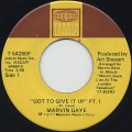 Marvin Gaye / Got To Give It Up c/w Part II