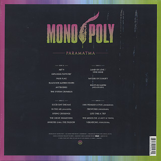 Mono/Poly / Paramata back