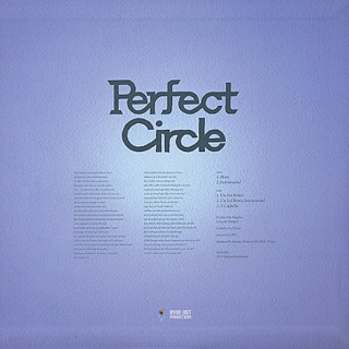 Nujabes featuring Shing02 / Perfect Circle back