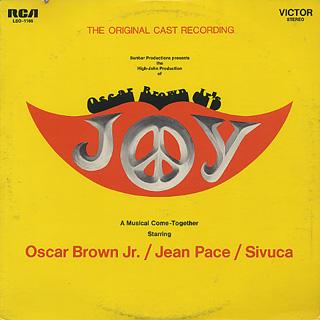 Oscar Brown Jr., Jean Pace, Sivuca / Joy