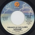 Pleasure / Thought Of Old Flames c/w Glide