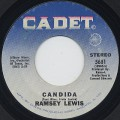 Ramsey Lewis / Candida c/w Love Now On