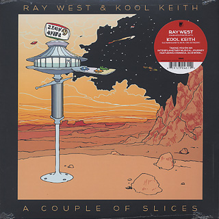 Ray West & Kool Keith / A Couple Of Slices