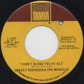 Smokey Robinson & The Miracles / I Don't Blame You At All-1