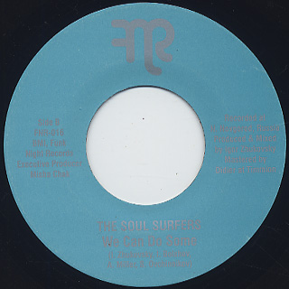 Soul Suffers / Soul Power c/w We Can Do Some back