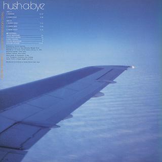Takeo Moriyama Quartet + Shigeharu Mukai / Hush-A-Bye back