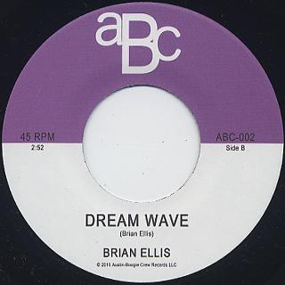 Brian Ellis / Peg back