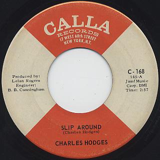 Charles Hodges / Slip Around