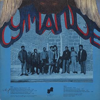 Cymande / S.T. back
