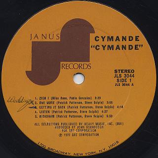 Cymande S T Lp Janus 中古レコード通販 大阪 Root Down Records