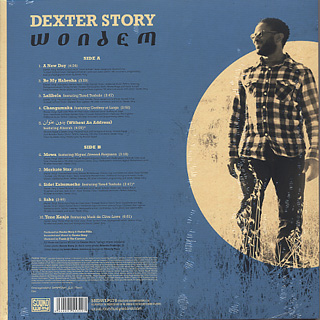 Dexter Story / Wondem back