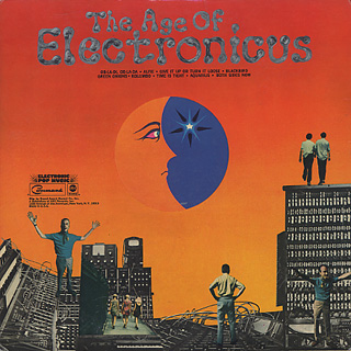 Dick Hyman / The Age Of Electronicus back