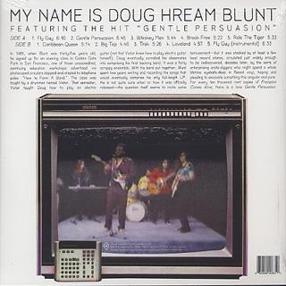 Doug Hream Blunt / My Name Is back