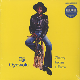 Eji Oyewole / Charity Begins At Home