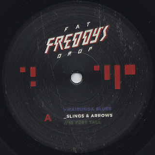 Fat Freddy's Drop / Easy label