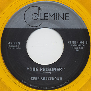 Ikebe Shakedown / Hard Steppin back