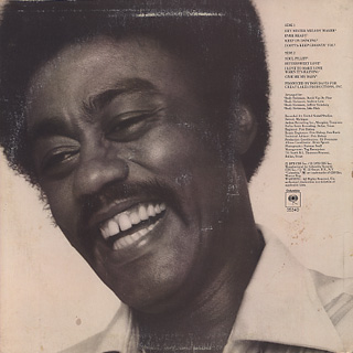 Johnnie Taylor / Ever Ready back