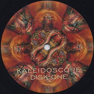 Kelis / Kaleidoscope label