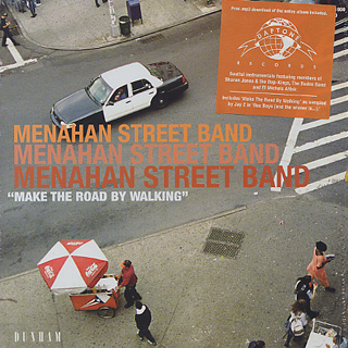 Menahan Street Band / Make The Road By Walking (LP)