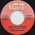 Michael Burton / She's My Woman