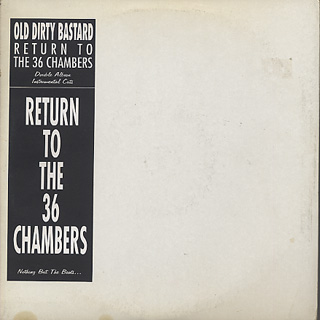 O.D.B. / Return To The 36 Chambers