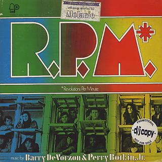 O.S.T.(Barry DeVorzon & Perry Botkin, Jr.) / R.P.M.