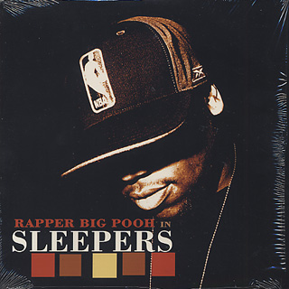 Rapper Big Pooh / In Sleepers front