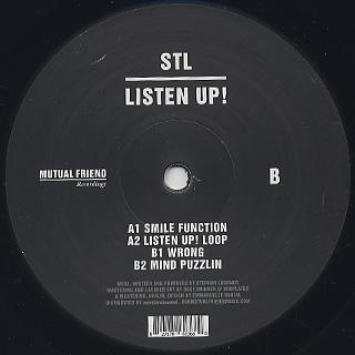 STL / Listen Up!
