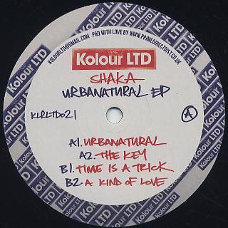 Shaka / Urbanatural EP