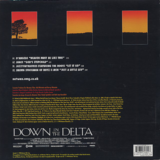 V.A. / Down In The Delta Sampler EP back