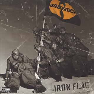 Wu-Tang Clan / Iron Flag
