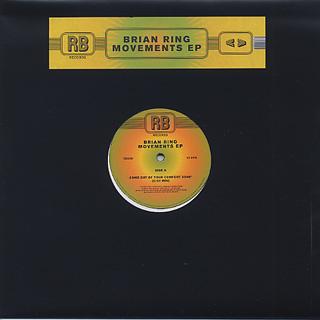 Brian Ring / Movements EP