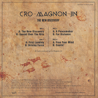 Cro-Magnon-Jin / The New Discovery back