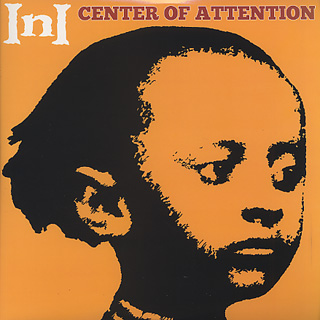 INI / Center Of Attention (2LP / Unofficial Re)