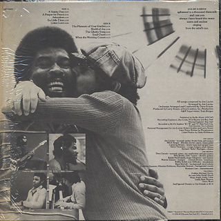 Jon Lucien / Mind's Eye back