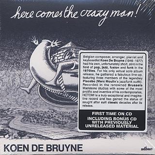 Koen De Bruyne / Here Comes The Crazy Man!