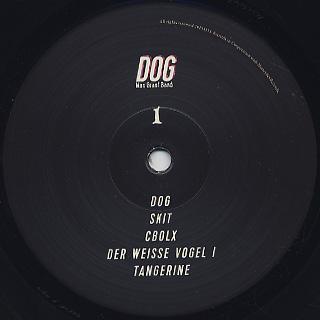 Max Graef Band / Dog label
