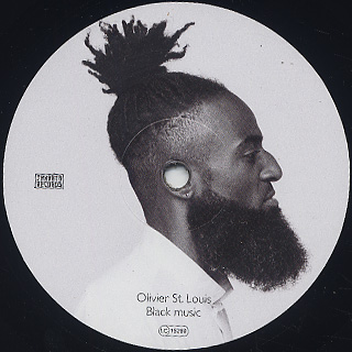 Olivier St. Louis / Black Music label