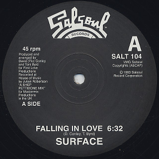 Surface / Falling In Love