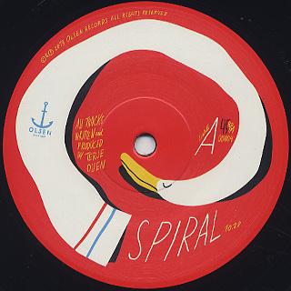 Todd Terje / Spiral label