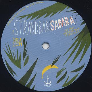 Todd Terje / Strandbar label